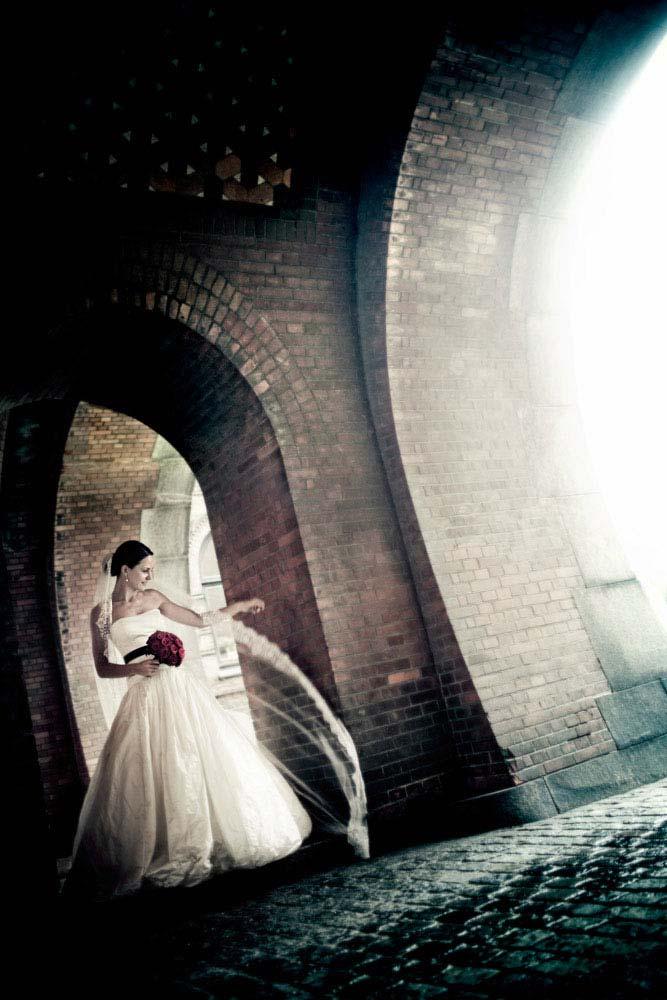 kreative bryllupsfoto aarhus