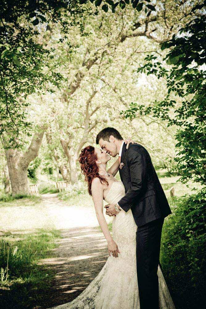 Danmarks bedste bryllupsfotografer aarhus