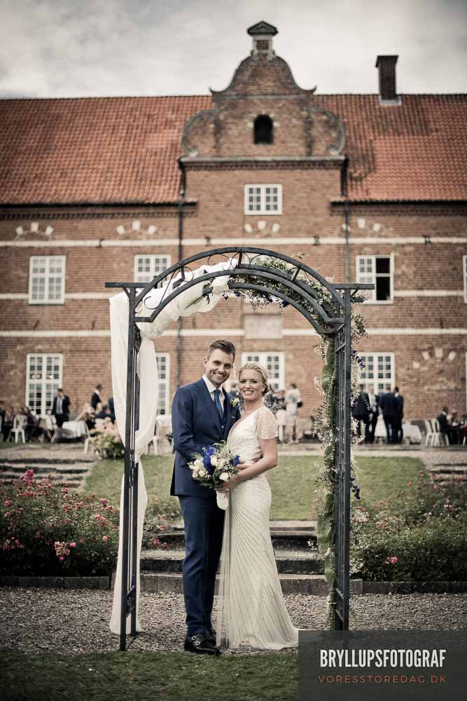 en dygtig bryllupsfotograf aarhus