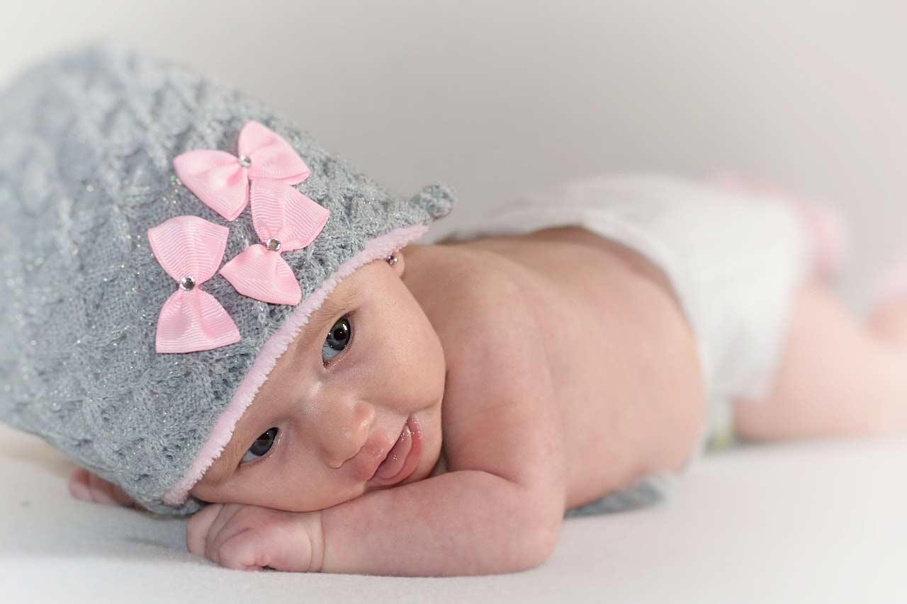 Få et dejligt babybillede. Som erfaren fotograf Århus