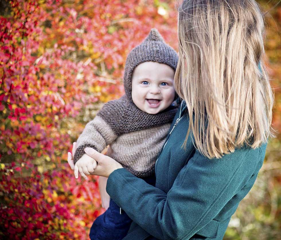 Familiefotografering er lidt ligesom portrætfotos Århus
