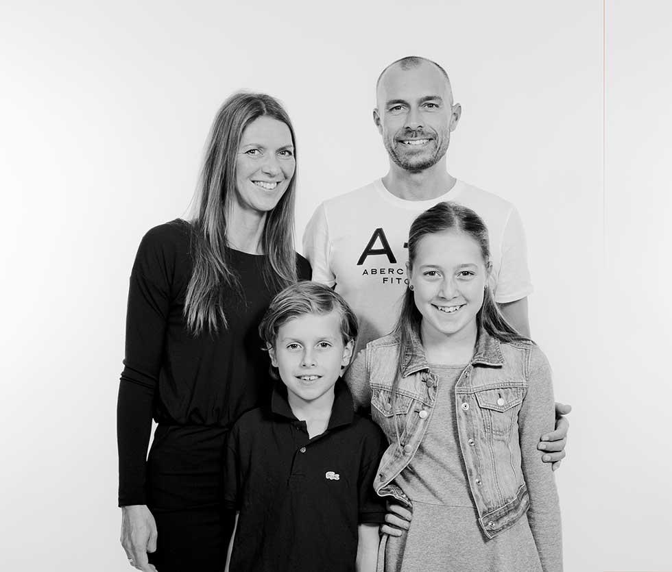 Det er nemt at spå fremtiden for et godt familiefoto Aarhus