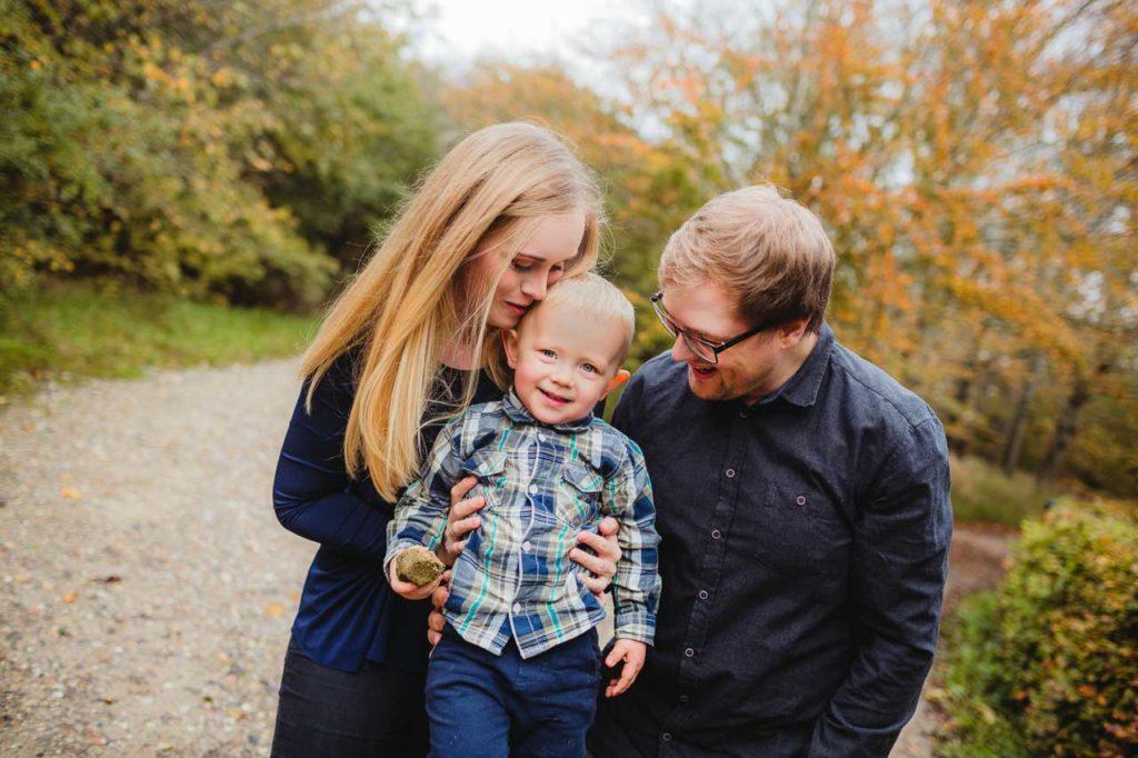 Familieportræt Århus