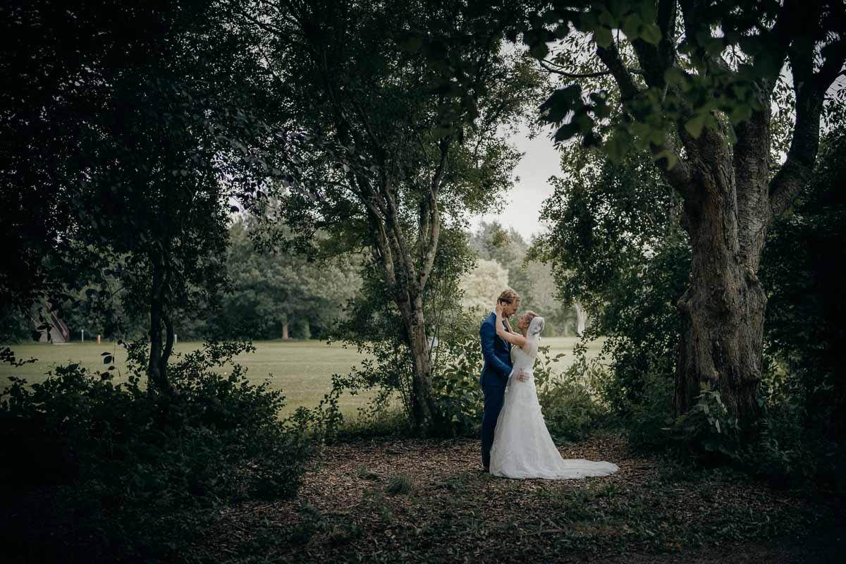 Hvor skal bryllupsbillederne tages?
